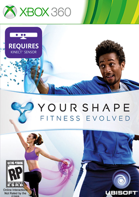 Your Shape: Fitness Evolved [REGION FREE/ENG]