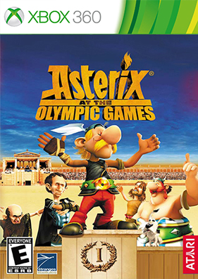 Asterix at the Olympic Games [REGION FREE/ENG]