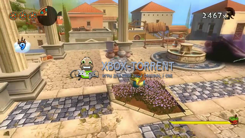 Скачать торрент Asterix at the Olympic Games [REGION FREE/ENG] на xbox 360 без регистрации