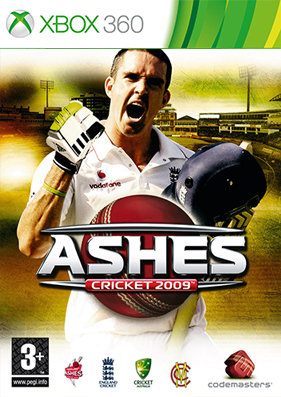Ashes Cricket 2009 [REGION FREE/ENG]