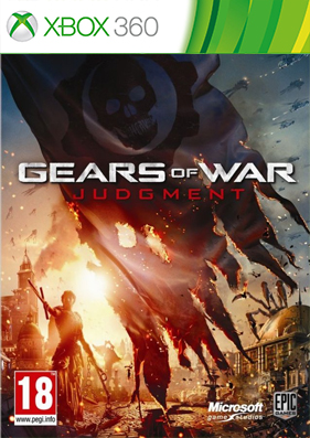 Gears of War: Judgment [FREEBOOT/RUSSOUND]