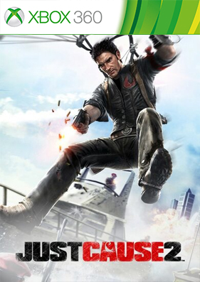 Just Cause 2 [FREEBOOT/RUSSOUND]