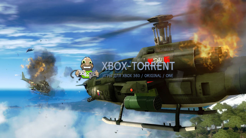 Скачать торрент Just Cause 2 [REGION FREE/RUSSOUND] на xbox 360 без регистрации
