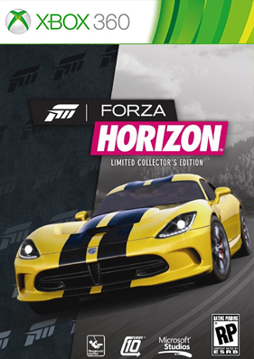 Forza Horizon: Limited Collector's Edition [DLC/FREEBOOT/RUSSOUND]