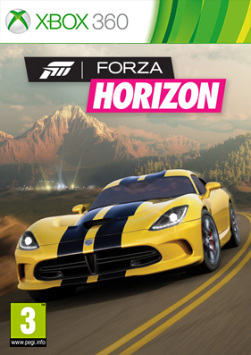 Forza Horizon [REGION FREE/RUSSOUND] (LT+3.0)