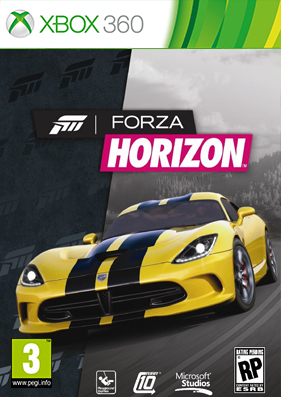 Forza Horizon [FREEBOOT/RUSSOUND]