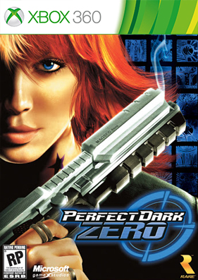 Perfect Dark Zero [PAL/ENG]