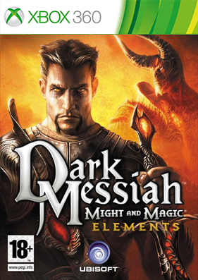 Dark Messiah of Might and Magic Elements [FREEBOOT/RUSSOUND]
