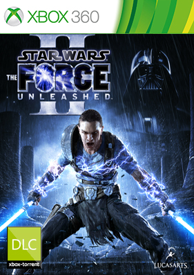 Star Wars: The Force Unleashed II [DLC/FREEBOOT/ENG]