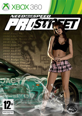 Need for Speed: ProStreet [FREEBOOT/RUSSOUND]