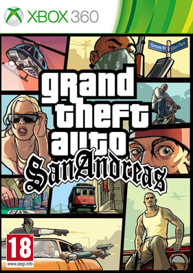 Скачать торрент Grand Theft Auto: San Andreas HD [FREEBOOT/RUS] на xbox 360 без регистрации