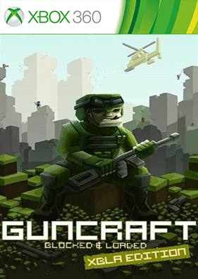 Guncraft: Blocked and Loaded [FREEBOOT/ENG]