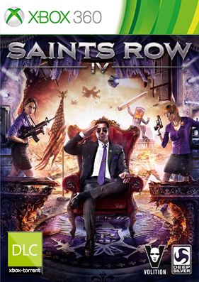 Saints Row IV [DLC/FREEBOOT/ENG]