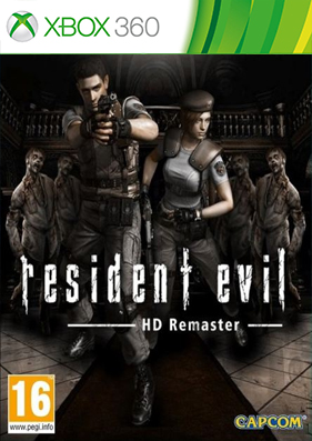 Resident Evil HD Remaster [FREEBOOT/RUSSOUND]