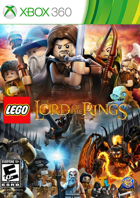 LEGO The Lord of the Rings [FREEBOOT/RUS]