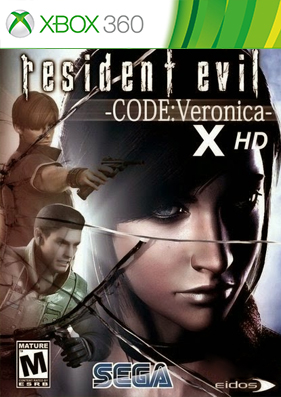 Resident Evil Code: Veronica X HD [FREEBOOT/RUSSOUND]