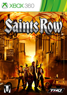 Saints Row [FREEBOOT/RUSSOUND]