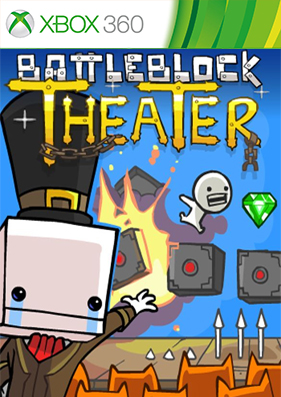 BattleBlock Theater [XBLA/FREEBOOT/RUSSOUND]