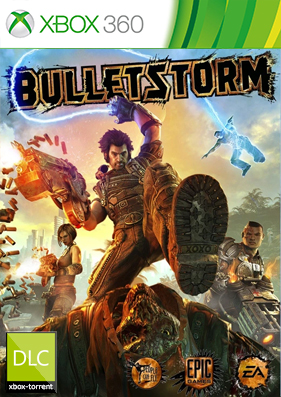 Bulletstorm [DLC/FREEBOOT/RUSSOUND]