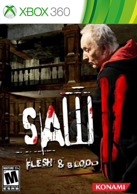 Saw 2: Flesh and Blood [Region Free/RUS]