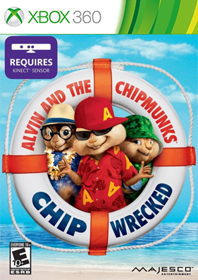 Alvin and the Chipmunks: Chipwrecked [ISO/PAL/ENG] (LT+1.9 и выше)