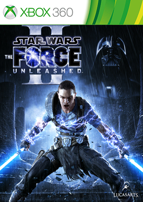Star Wars: The Force Unleashed 2 [ISO/REGION FREE/RUS]