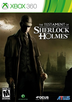 The Testament of Sherlock Holmes [ISO/PAL/RUSSOUND] (LT+2.0)