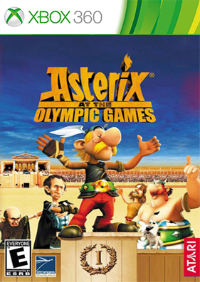 Asterix at the Olympic Games [Region Free/RUS]