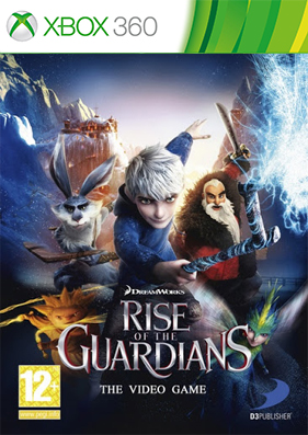 Rise Of The Guardians [ISO/REGION FREE/RUSSOUND] (LT+1.9 и выше)